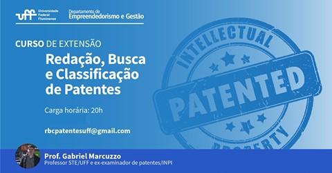 Redação, Busca e Classificação de Patentes